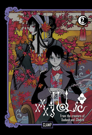 xxxHOLiC Rei 2 by CLAMP