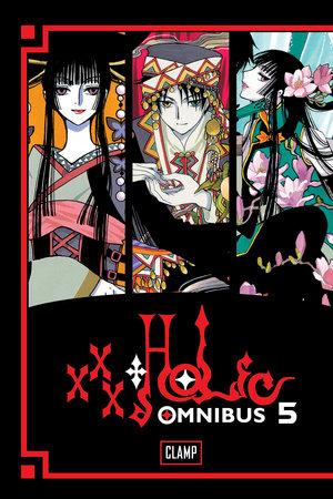 xxxHOLiC Omnibus 5 by CLAMP