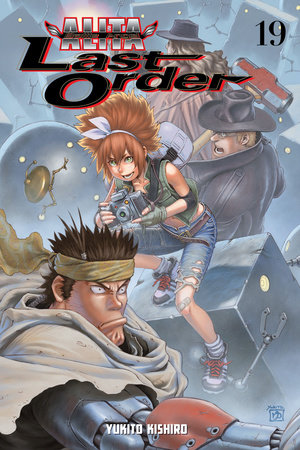 Battle Angel Alita: Last Order 19 by Yukito Kishiro