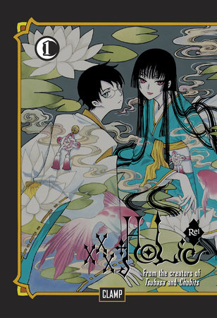 xxxHOLiC Rei 1 by CLAMP