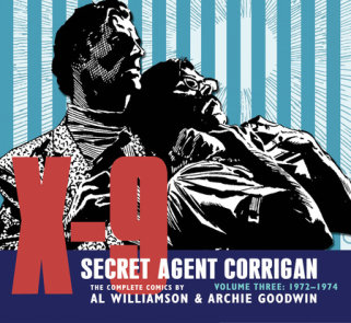 X-9: Secret Agent Corrigan Volume 3