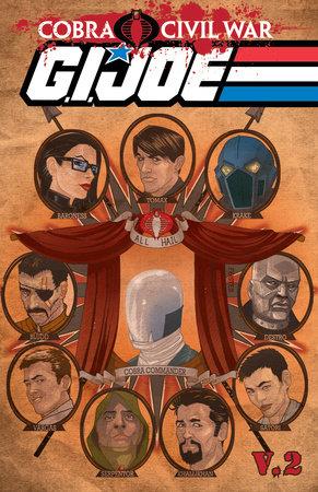 G.I. Joe: Cobra Civil War Vol. 2 by Chuck Dixon