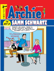 Archie: The Best of Samm Schwartz Volume 2