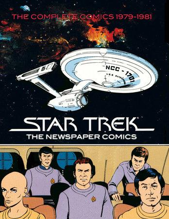 Star Trek: The Newspaper Strip Volume 1 by Ron Harris, Thomas Warkentin and Sharman DiVono