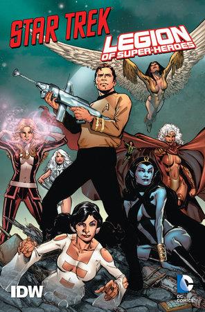 Star Trek / Legion of Super-Heroes by Chris Roberson