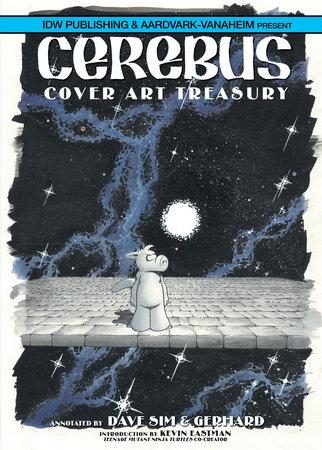 Dave Sim's Cerebus: Cover Art Treasury by Dave Sim
