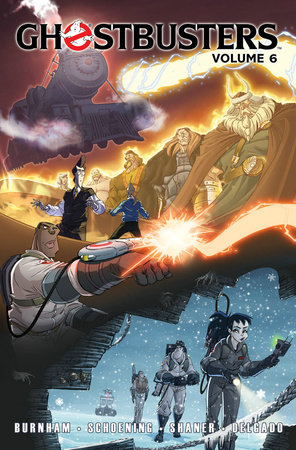 Ghostbusters Volume 6: Trains, Brains, and Ghostly Remains