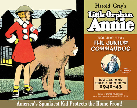 Complete Little Orphan Annie Volume 10 by Harold Gray