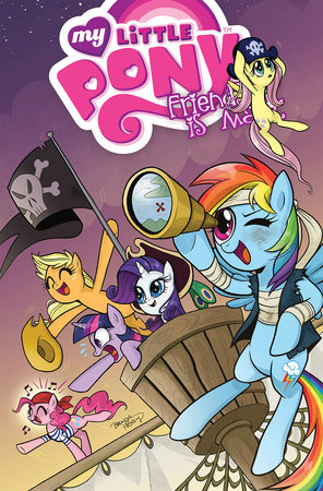 My Little Pony: Friendship is Magic Volume 4