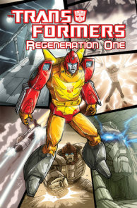Transformers: Regeneration One Volume 4