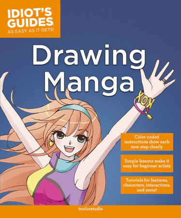 Drawing Manga by 9ColorStudio