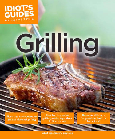 Grilling by Thomas N. England