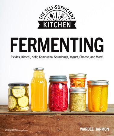 Fermenting by Wardeh Harmon