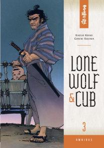 Lone Wolf and Cub Omnibus Volume 3