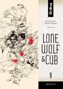 Lone Wolf and Cub Omnibus Volume 9