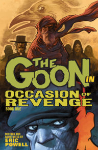 The Goon Volume 14: Occasion of Revenge