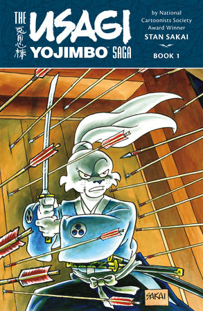 Usagi Yojimbo Saga Volume 1 by Stan Sakai