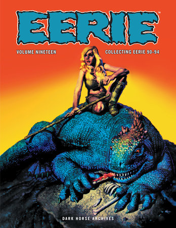 Eerie Archives Volume 19 by Various
