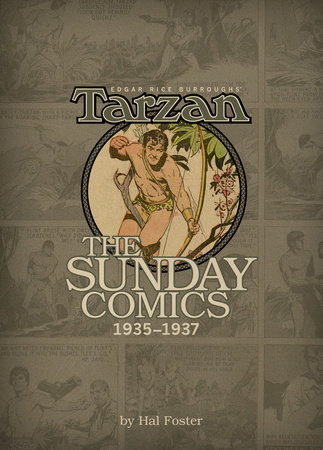 Edgar Rice Burroughs' Tarzan: The Sunday Comics Volume 3 - 1935-1937 by Edgar Rice Burroughs