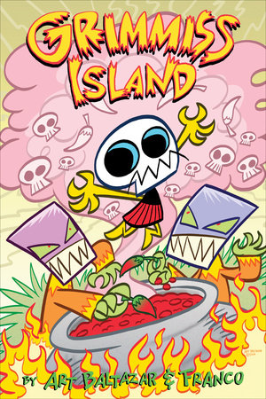 Itty Bitty Comics: Grimmiss Island by Franco Aureliani