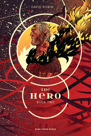 The Hero: Book Two by David Rubin
