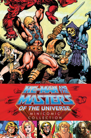He-Man and the Masters of the Universe Minicomic Collection by Various