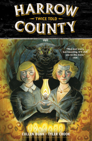 Harrow County Volume 2: Twice Told by Cullen Bunn