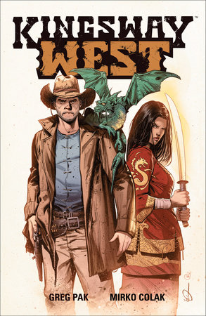 Kingsway West by Greg Pak