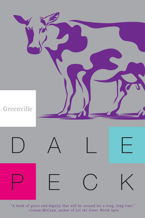 Greenville by Dale Peck