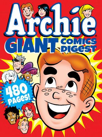 Archie Giant Comics Digest by Archie Superstars