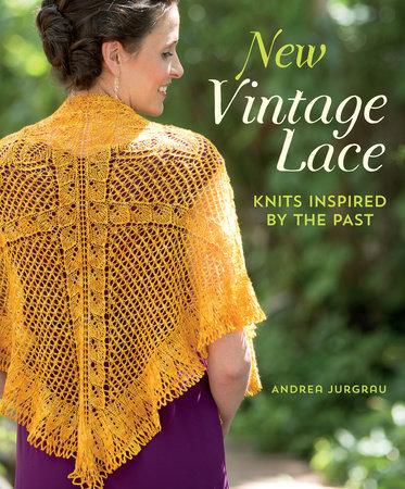 New Vintage Lace by Andrea Jurgrau
