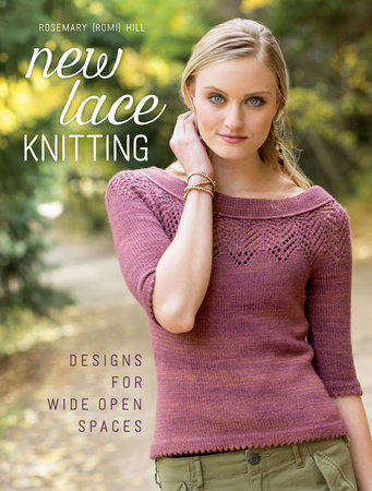 New Lace Knitting by Rosemary Hill