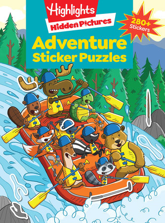 Adventure Puzzles by