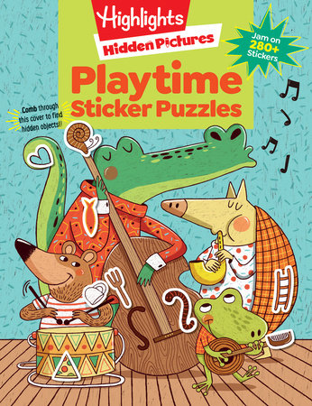 Playtime Puzzles by