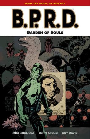 B.P.R.D. Volume 7: Garden of Souls by Mike Mignola