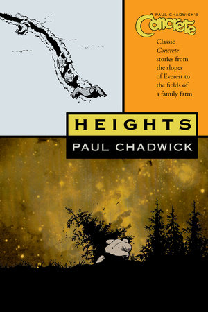 Concrete vol. 2: Heights by Paul Chadwick