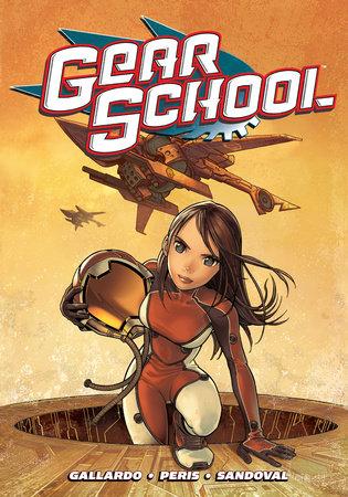 Gear School #1 by Adam Gallardo