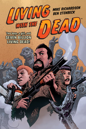 Living with the Dead by Mike Richardson