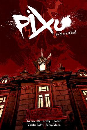 Pixu by Gabriel Ba and Becky Cloonan