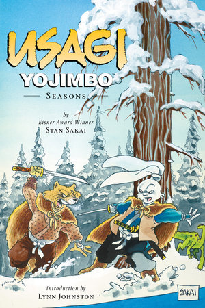 Usagi Yojimbo Volume 11: Seasons