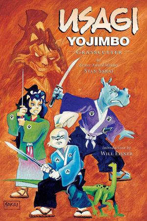 Usagi Yojimbo Volume 12: Grasscutter by Stan Sakai