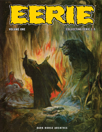 Eerie Archives Volume 1 by Various Authors, Various Artists