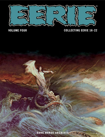 Eerie Archives Volume 4 by Various