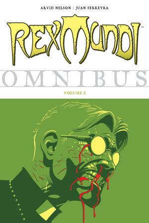 Rex Mundi Omnibus Volume 2 by Arvid Nelson