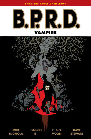 B.P.R.D.: Vampire by Mike Mignola