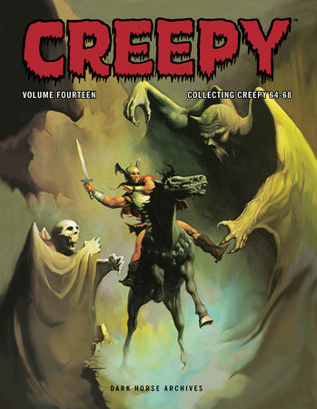 Creepy Archives vol. 14 by Various