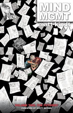 MIND MGMT Volume 2: The Futurist by Matt Kindt