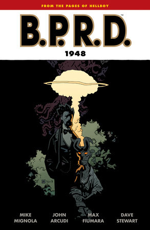 B.P.R.D.: 1948 by Mike Mignola