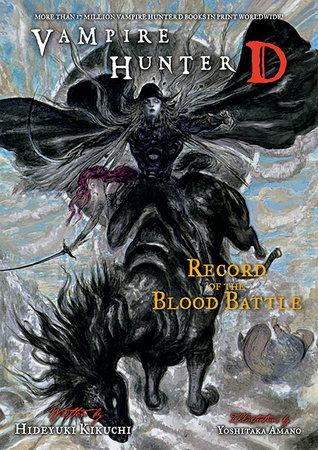 Vampire Hunter D Volume 21 by Hideyuki Kikuchi