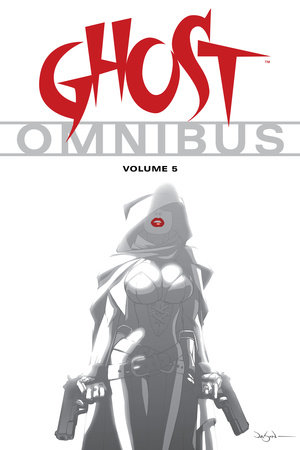 Ghost Omnibus Volume 5 by Mike Kennedy and Chris Warner